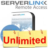 ServerLink Unlimited Users License without Annual Subscription