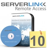 ServerLink 10 Users License without Annual Subscription