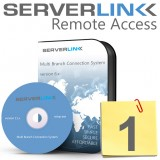 ServerLink 01 Users License without Annual Subscription