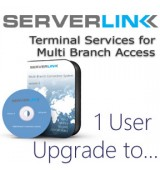 ServerLink Upgrade From 1 user to 3 Users License without Annual Subscription