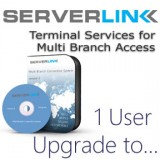 ServerLink Upgrade From 1 User to 20 Users License without Annual Subscription