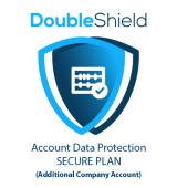 Double Shield Account Data Protection - Additional Company Account (start-up)